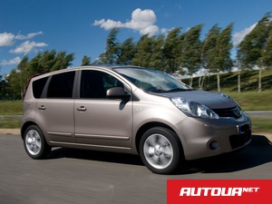 Nissan Note 1,6 АТ