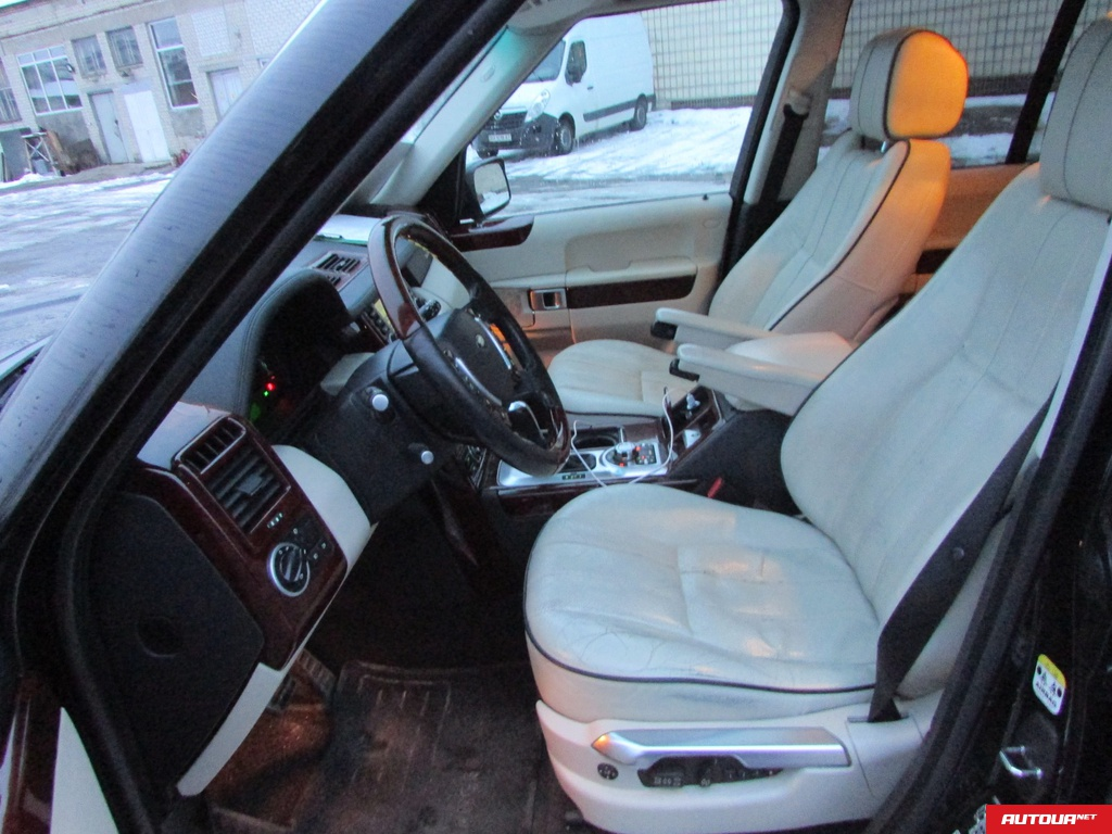 Land Rover Range Rover Supercharged  2008 года за 621 651 грн в Киеве