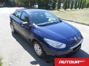 Renault Fluence Authentiqe