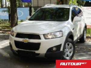 Chevrolet Captiva 140 NEW 2012