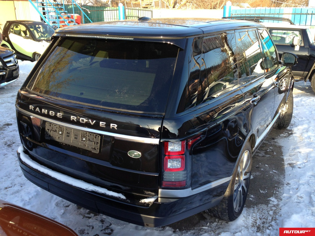 Land Rover Range Rover Vogue 4.4 AUTOBIOGRAPHY 2014 года за 6 073 560 грн в Киеве