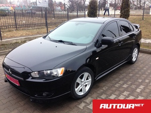 Mitsubishi Lancer X 2.0 AT Intense