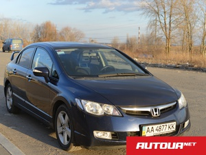 Honda Civic 1.8 MT ES