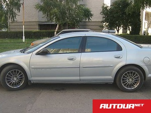 Chrysler Sebring американец
