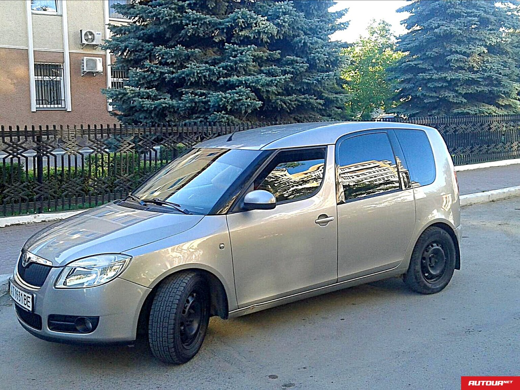 Skoda Roomster 1,4 2007 года за 167 900 грн в Киеве