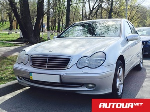Mercedes-Benz C 200 2.0 Kompressor