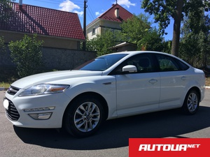 Ford Mondeo 1.6 Ecoboost MT Business (160 hp)