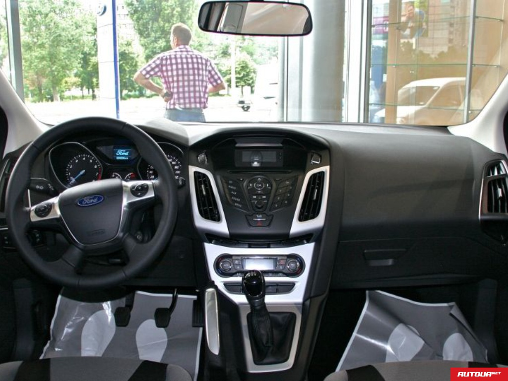 Ford Focus 1,6 2014 года за 175 000 грн в Днепродзержинске