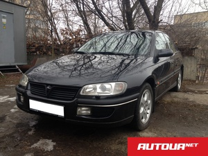 Opel Omega 100 Limited