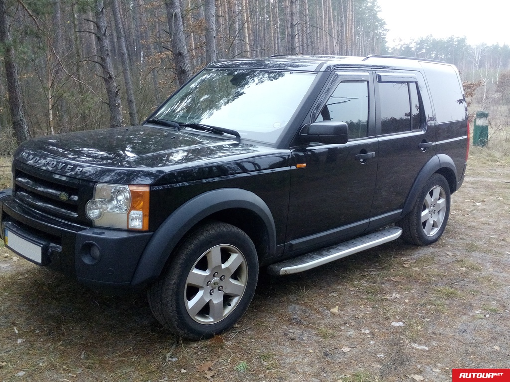 Land Rover Discovery HST 2007 года за 593 859 грн в Киеве