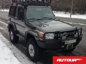 Toyota Land Cruiser J71
