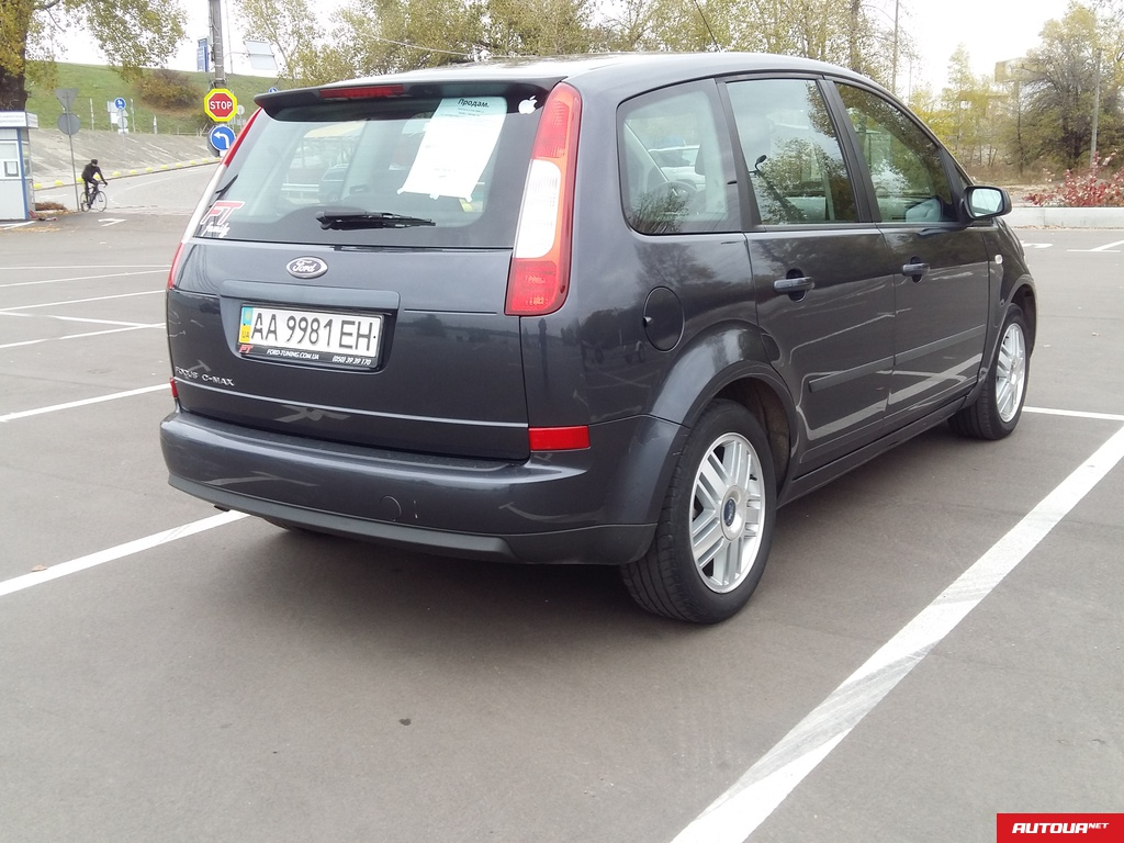 Ford C-MAX Trend+ 2006 года за 190 743 грн в Киеве