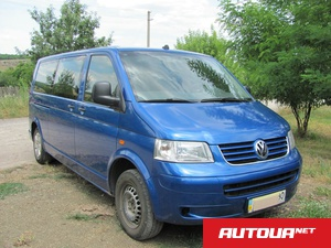 Volkswagen T5 (Transporter) 2,5 AT