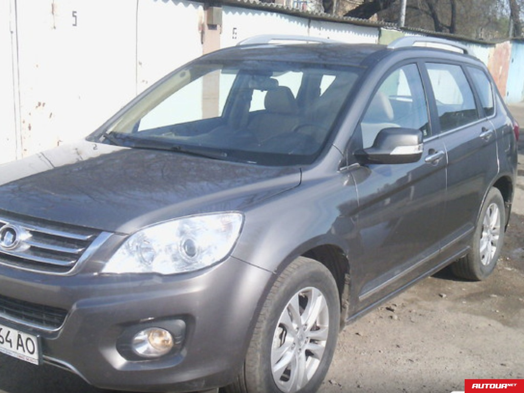 Great Wall Haval H6 2,0D TCI 2012 года за 318 524 грн в Ровно