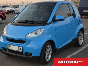 Smart fortwo Pulse Limited Edition blue