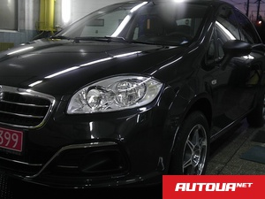 FIAT Linea New Face