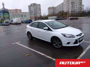 Ford Focus 2.0 АТ