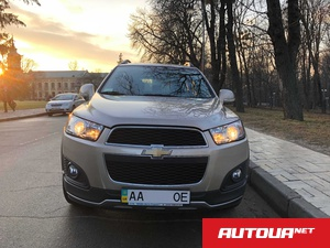 Chevrolet Captiva 2,4 4WD
