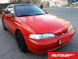 Hyundai Coupe Turbo