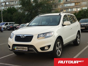 Hyundai Santa Fe 2.2 AT Impress
