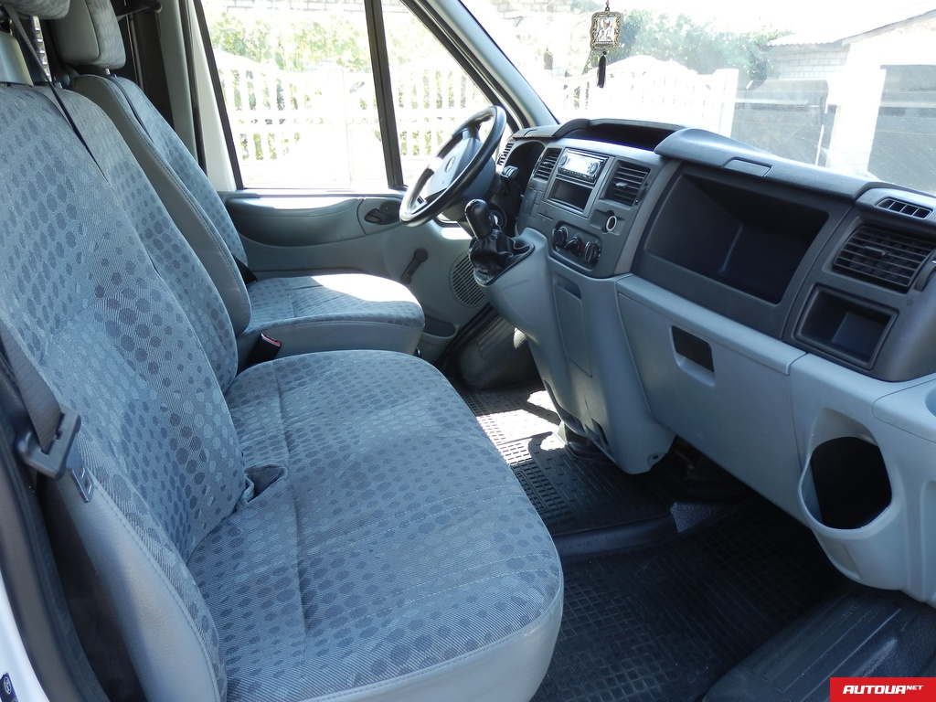 Ford Transit Connect  2007 года за 240 243 грн в Запорожье