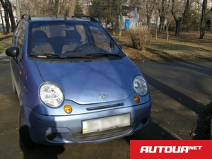 Daewoo Matiz mp16