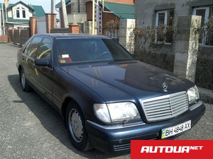 Mercedes-Benz S 500 Full Long