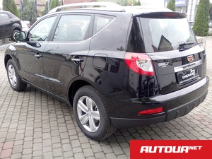 Geely Emgrand X7 1.8 МТ Basic