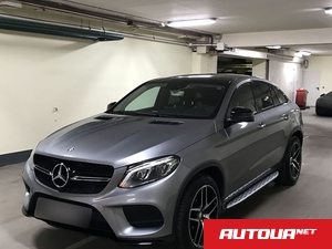 Mercedes-Benz GLE 350 Couple AMG