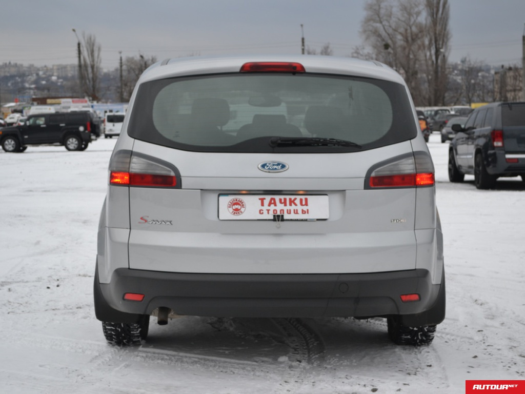 Ford S-MAX  2006 года за 206 896 грн в Киеве