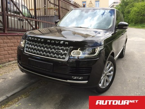 Land Rover Range Rover AUTOBIOGRAPHY  4.4