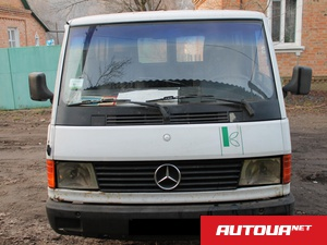 Mercedes-Benz MB 100 D 2.4D