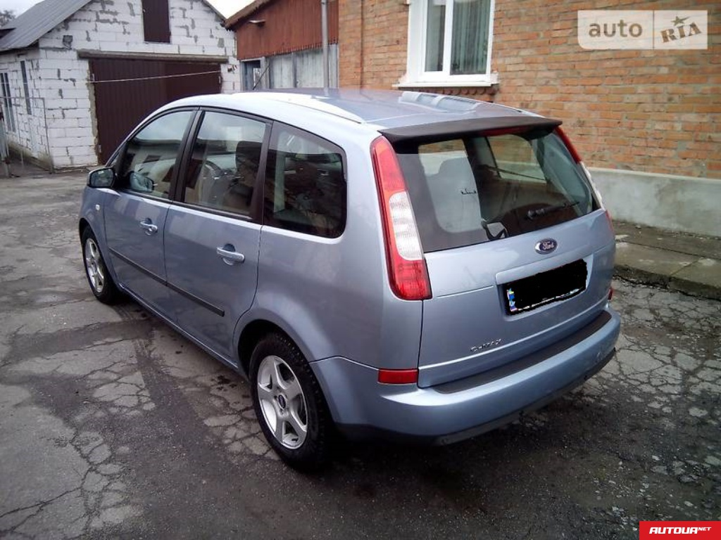 Ford C-MAX Trend+ 2006 года за 197 000 грн в Киеве