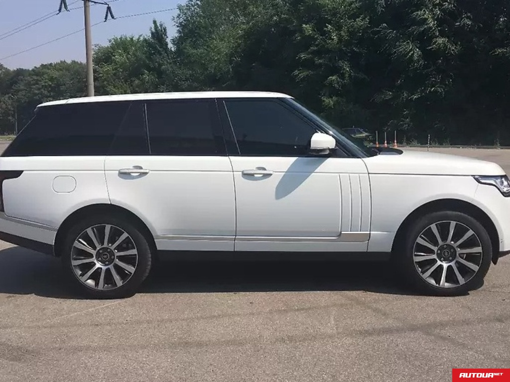 Land Rover Range Rover Vogue  2013 года за 2 086 368 грн в Днепре