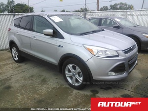 Ford Escape 1.6L I4 FI DOHC 16V NF4