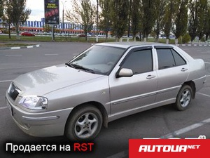 Chery Amulet 1.6 lux