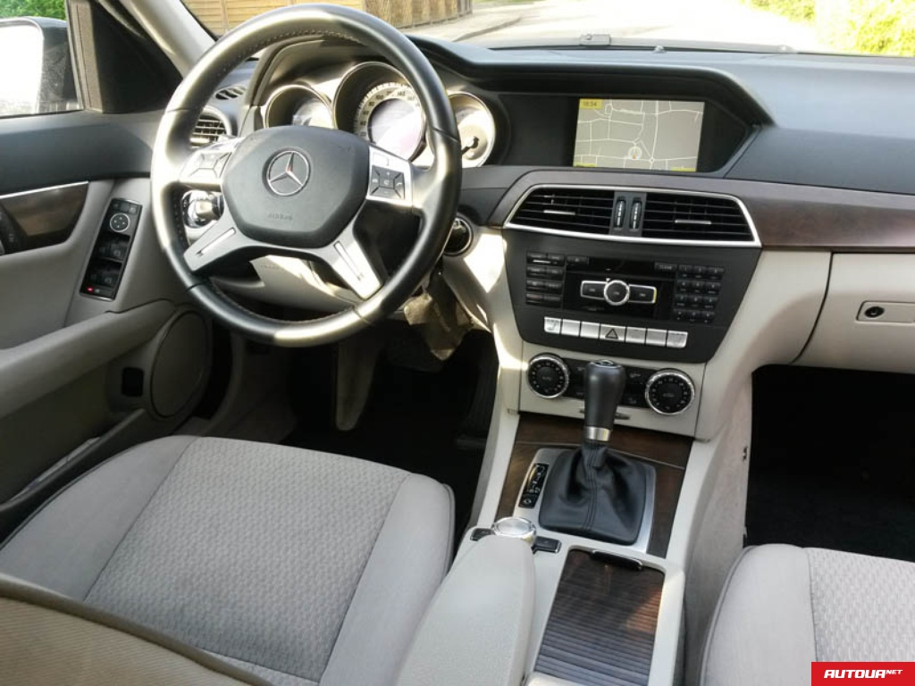 Mercedes-Benz C 220 CDI BlueEfficiency Elegance  2012 года за 373 851 грн в Киеве
