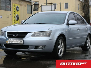Hyundai Sonata 2.4 AT