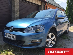 Volkswagen Golf Variant 4Motion 4x4