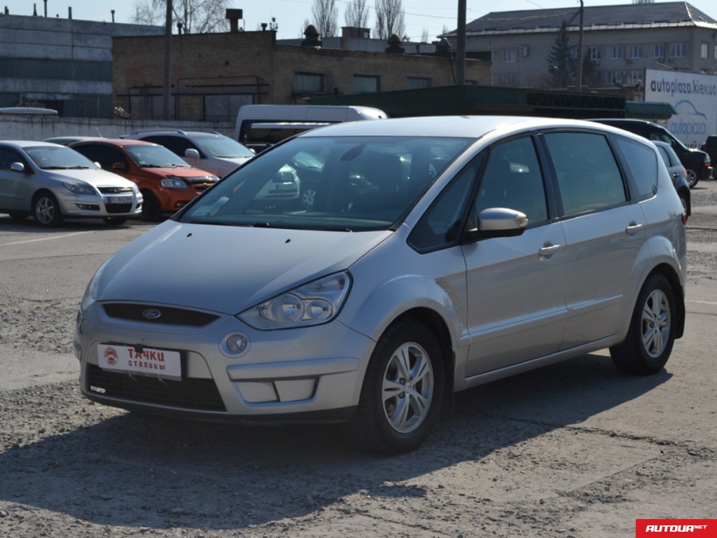 Ford S-MAX  2006 года за 213 616 грн в Киеве