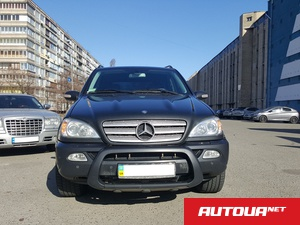 Mercedes-Benz ML 350 SPECIAL EDITION