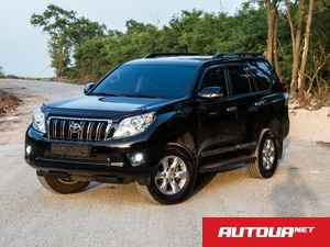 Toyota Land Cruiser Prado 2.7 Europe Full