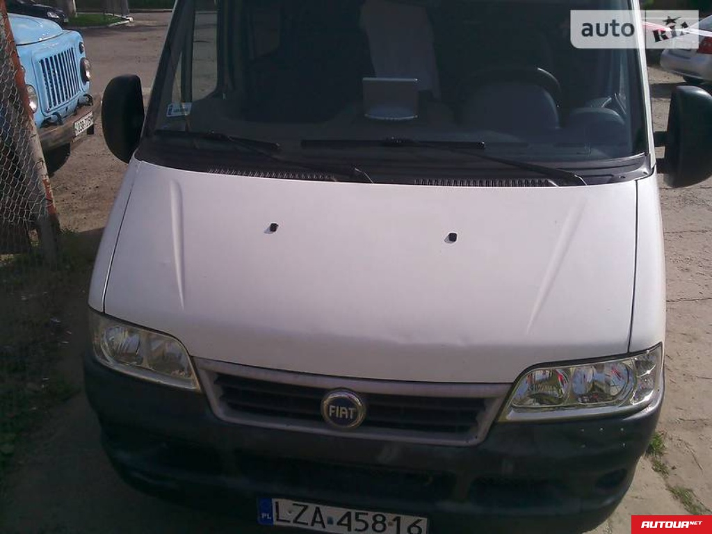 Citroen Jumper  2004 года за 72 883 грн в Луцке