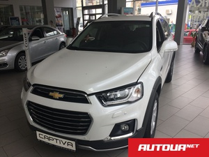 Chevrolet Captiva 2.2 TDI 6AT AWD