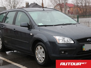 Ford Focus 1.6 MT5 Trend