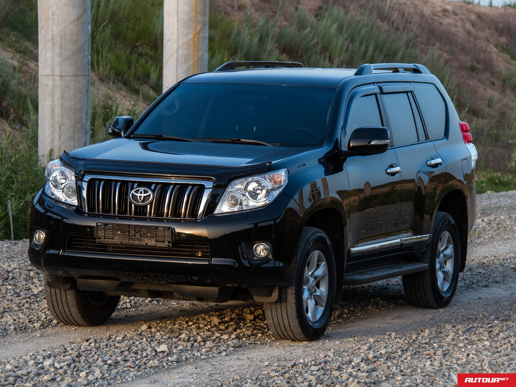 Toyota Land Cruiser Prado 2.7 4WD Full Europe 2013 года за 944 776 грн в Днепре