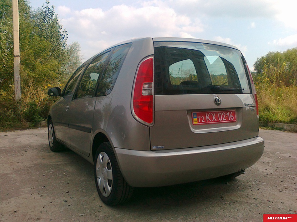 Skoda Roomster  2007 года за 305 028 грн в Киеве