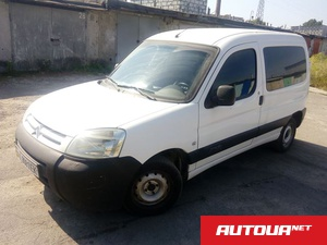 Citroen Berlingo 1.6 HDI 75 (MB9HW)