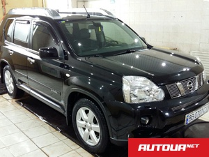 Nissan X-trail 2.0 GAS