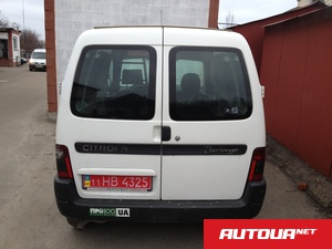 Citroen Berlingo грузовой